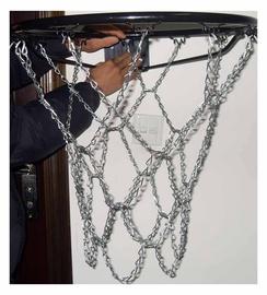 Krepšinio tinklelis iš grandinių