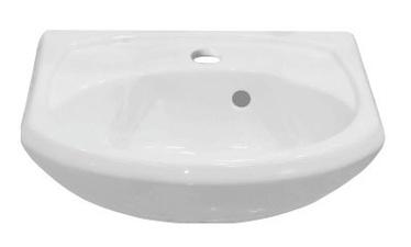 "Vonios praustuvas ""Keramin"" Lyder; 45,5 x 35 x 17,5 cm"