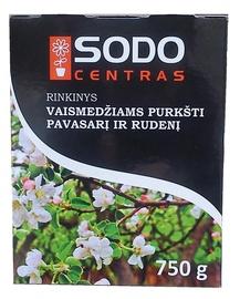 Väetis viljapuudele Sodo Centras, kevad-sügis, 750 g