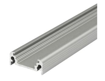Aliuminis profilis Surface 1 m Anod
