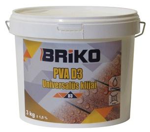 Puiduliim Briko, PVA, D3 3 kg