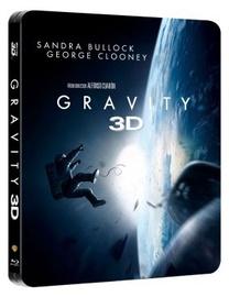 """3D Blu-ray filmas """"Gravitacija"""""""