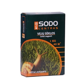 Muruseeme aeglasekasvuline Sodo Centras 1 kg