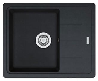 Plautuvė Franke BFG 611-62, 62 x 50 cm, onikso/juodos spalvos