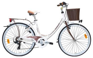 "Jalgratas naiste Lombardo City Rimini, 26"""