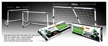 Futbolo vartai SS803, komplektas