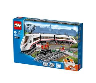Konstruktorius LEGO City, Greitasis keleivinis traukinys 60051