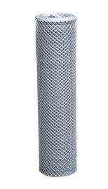 Plastikinis tinklas Intermas Eastern Europe Kft., sidabro spalvos, 100 cm, 1,5 mm
