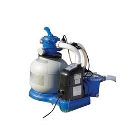 Baseinų vandens valymo sistema su smėlio filtru Intex