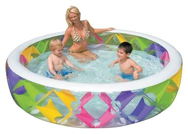Vaikiškas pripučiamas baseinas Intex Pinwheel, 229 x 56 cm