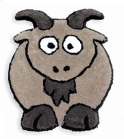 "Vaikiškas kilimas ""Kids"" Kids Pattern Goat, 1,7 x 1,2 m"