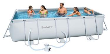 Karkasinis baseinas Bestway,  404 x 201 x 100 cm, su priedais