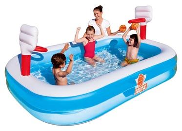 Pripučiamasis vaikiškas baseinas su krepšiu Bestway, 168 x 102 cm