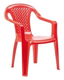 Vaikiška plastikinė kėdė Camelia, raudona, 46201
