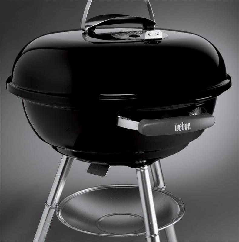 kepsnin weber compact kettle 47 cm. Black Bedroom Furniture Sets. Home Design Ideas
