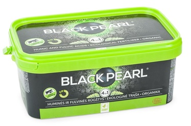Organinės trąšos Black Pearl, 1,8 kg