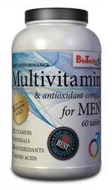 VITAMINAI MULTIVITAMINAI FOR MEN 60 TABL (BIOTECH)