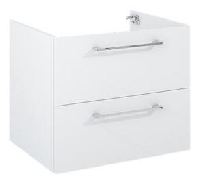 """Pakabinamoji spintelė su stalčiais """"Futura"""", 60 cm, balta"""