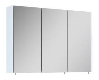 """Pakabinamoji spintelė """"Futura"""", 90 cm, balta, su veidrodžiu"""