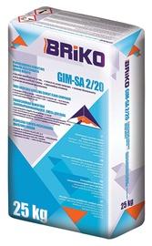 Išlyginamasis mišinys Briko GIM-SA 2/20, 25 kg