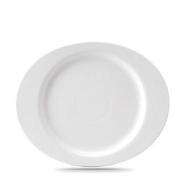 Taldrik Perfetto Jade, 30,4x24,7 cm, valge