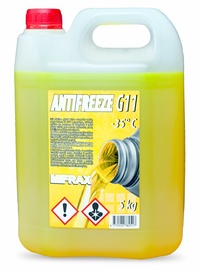 Jahutusvedelik Mifrax G11, kollane, 5 kg