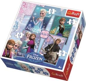 Dėlionė Frozen 34210, Trefl