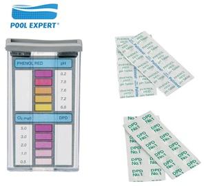 Basseinivee tester Cl+pH