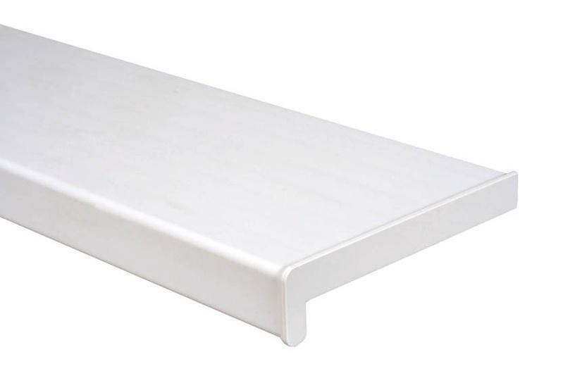 PVC palodze ar uzgali, 200x1600mm, balta