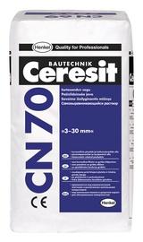 Savaime išsilyginantis mišinys CN70, 25 kg, 3–30 mm