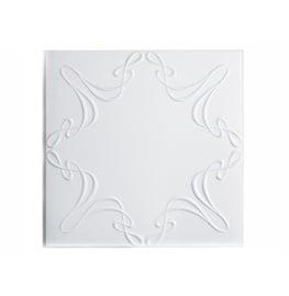 Klijuojamosios lubų plokštės Lagom 3702; 0,5 x 0,5 x 0,003 m.