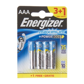 Elementas Energizer LR03 Maximum