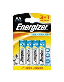 Patarei Energizer Maximum LR06 AA 1.5V