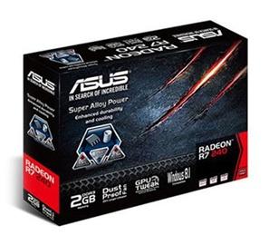 VAIZDO PLOKŠTĖ ASUS AMD RADEON R7 240 2GB