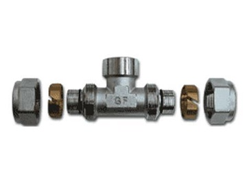 Izjaucams trejgabals, izmērs ½x18x2, TDM Brass