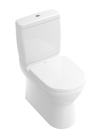 Tualetes pods WC V&B o.Novo, ar horizontālu noteku