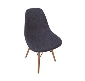 Plastikinė mėlyna kėdė PP-623