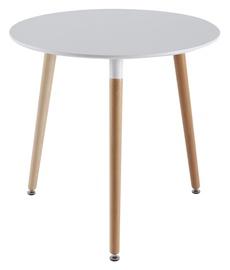 Baltas stalas DT-02