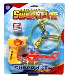 Žaislinis, mechaninis sraigtasparnis Elast