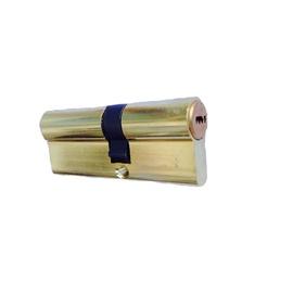 Spynos cilindras JMC6 85, 33 x 52 mm, žalvariuotas, su 7 raktais