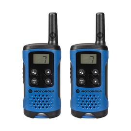 Rācija Motorola T41, zila
