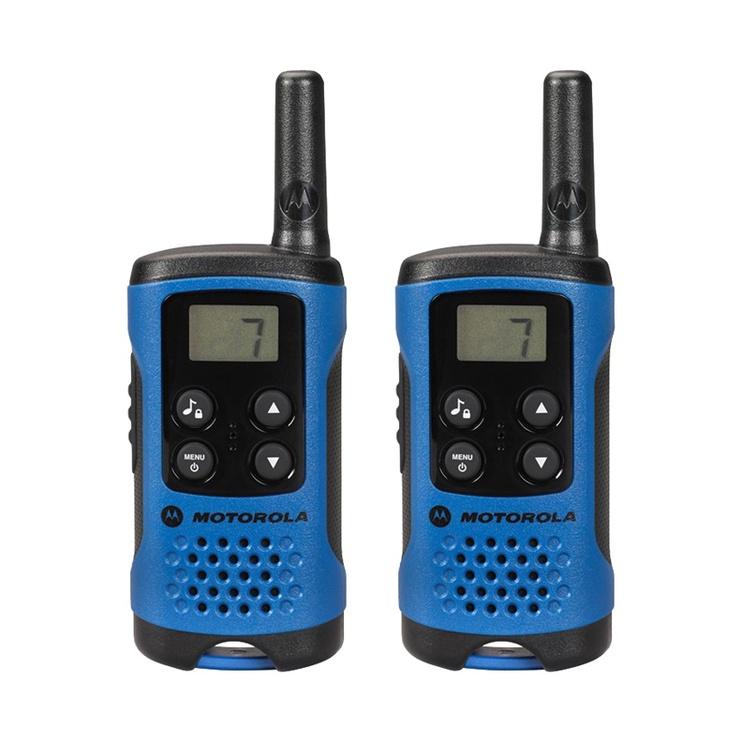 Raadiosaatja Motorola T41, sinine