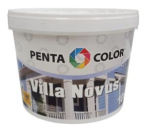 "Fasado dažai ""Pentacolor"" Villa Novus, rudi, 10 l"