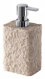 Muilo dozatorius Gedy Aries AR8003, akmuo, smėlio spalvos