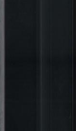 Lokana PVC līste Kornerflex, 3m, pelēka