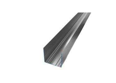 PROFILS UD 25X28X4000MM 0.5 MM (10/200)