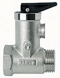 """Boileri avariiklapp TDM Brass 1190, 1/2"""" avatav"""