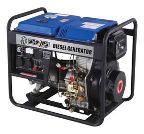 Dyzelinis generatorius HDY6000LXT, 4,6 kW