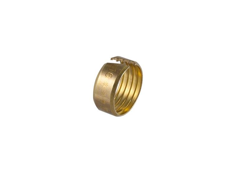 Bronzas gredzens TDM Brass, 53SER D16