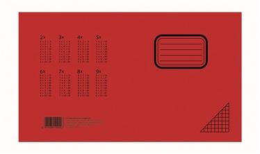 Vihik ruuduline EX205X170-12S